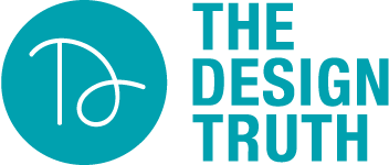 The Design Truth Retina Logo